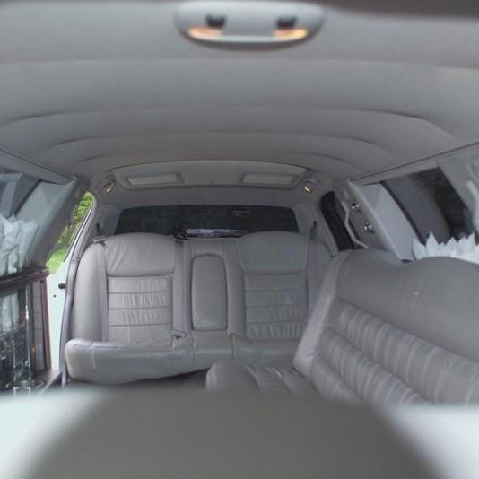 Lincoln interieur
